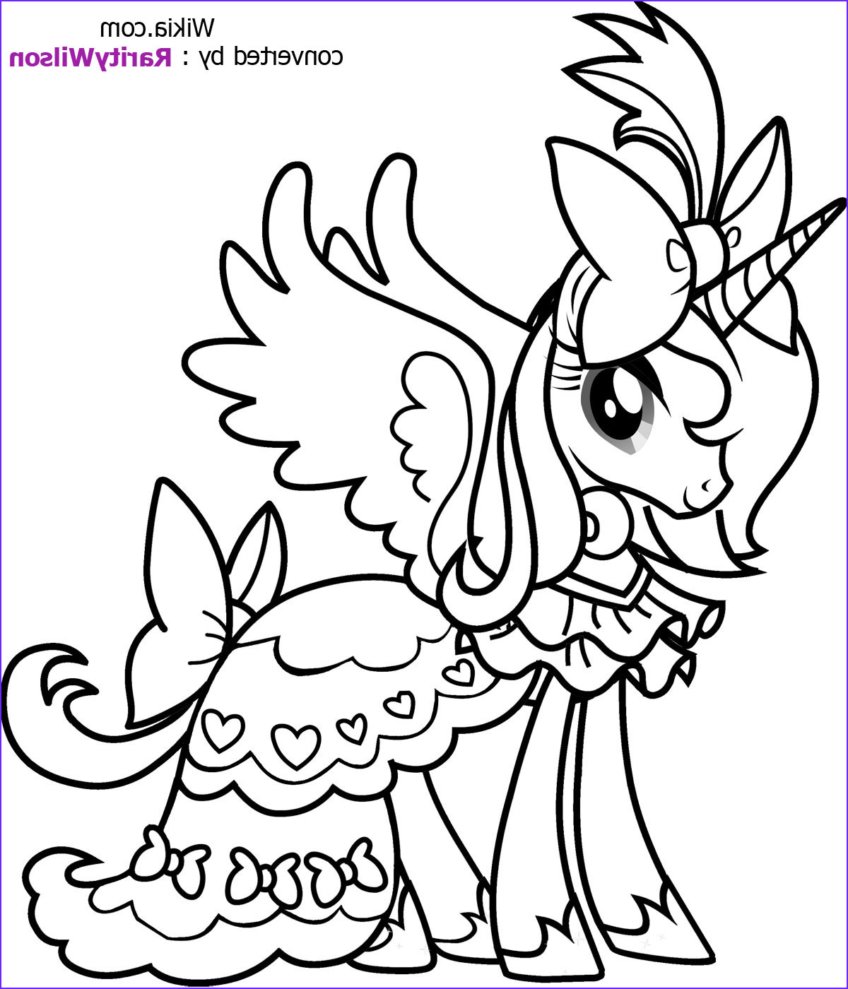 My Little Pony Coloring Sheets Cool Photos My Little Pony Coloring Pages