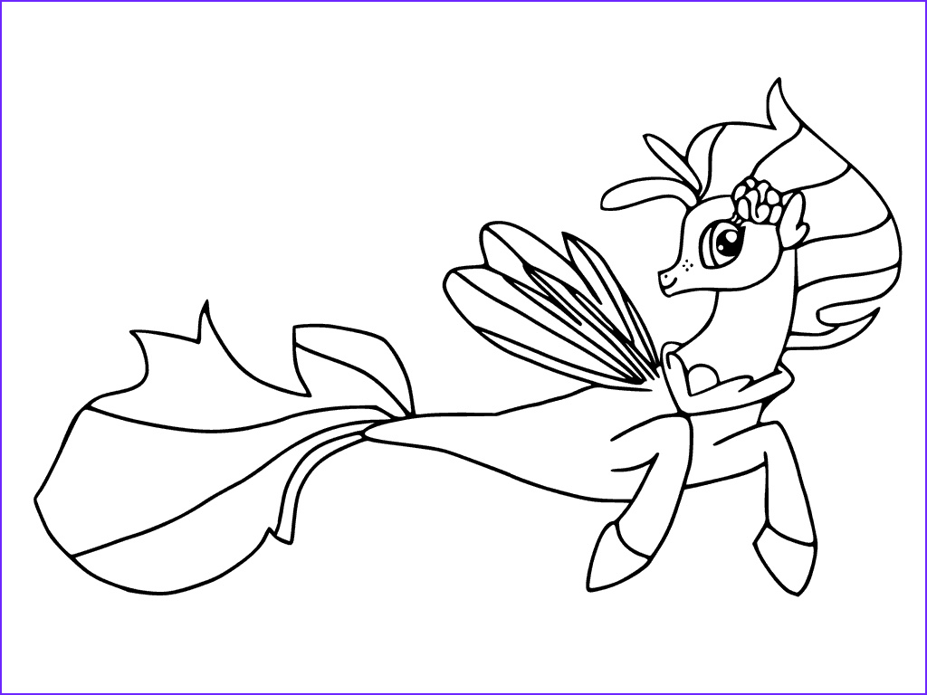 My Little Pony Coloring Sheets Inspirational Images Printable My Little Pony the Movie 2017 Coloring Pages