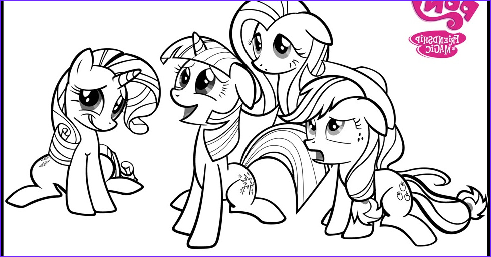my little pony coloring pages 8
