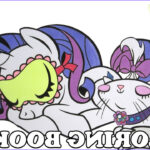 Mylittlepony Coloring Awesome Images Rarity Coloring Book Page Mlp My Little Pony Rarity And