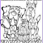 National Coloring Book Day Awesome Image 1000 Images About Coloring Dogs On Pinterest