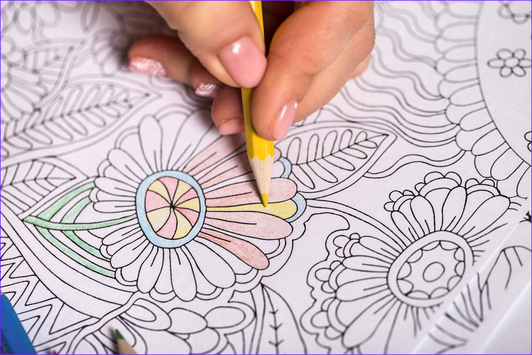 color me happy discovering the joy in coloring plus free able coloring pages