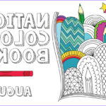 National Coloring Book Day Inspirational Photos Here Es National Coloring Book Day