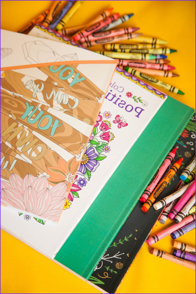 national coloring book day