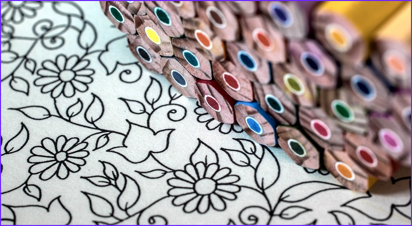 how to celebrate national coloring book day