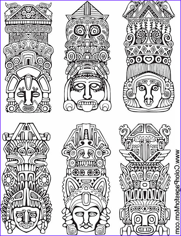 Native American Adult Coloring Books Beautiful Gallery southwestern Coloring Page 20 Printable