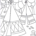 Native American Coloring Luxury Stock Native American Coloring Pages Best Coloring Pages for Kids