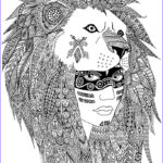 Native American Coloring Pages Beautiful Stock Native American Native American Adult Coloring Pages