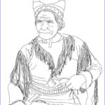 Native American Coloring Pages Best Of Collection Geronimo Coloring Pages Hellokids
