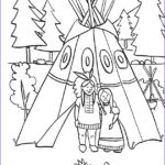Native American Coloring Pages Elegant Photos Native American Coloring Page Maybe For The Kids Table At