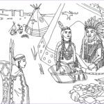 Native American Coloring Pages Inspirational Photos Native American Coloring Pages Coloringsuite
