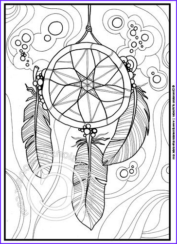 Native American Coloring Sheets Awesome Gallery Native American Coloring Pages Printable Dreamcatcher
