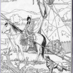 Native American Coloring Sheets Awesome Images Have Fun