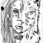 Native American Coloring Sheets Awesome Photos Indian Wolf Native American Adult Coloring Pages