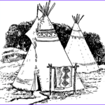 Native American Coloring Sheets Inspirational Stock Chips Off The Old Block Lets Lapbook Native American Study