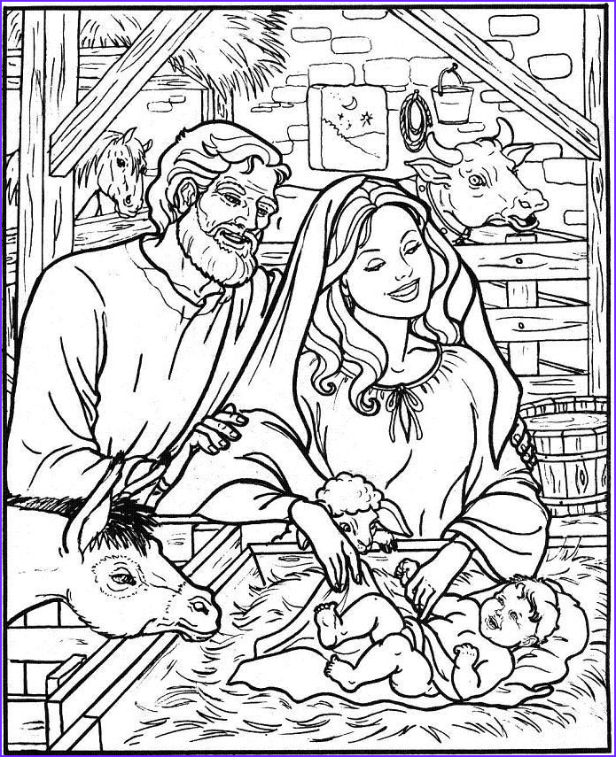 Nativity Coloring Elegant Photography Nativity Coloring Pages Homeschool Ideas