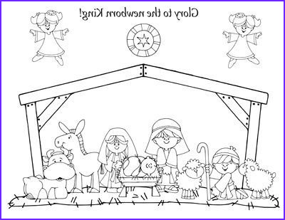 Nativity Coloring Pages for Preschool Awesome Photos Nativity Coloring Page Preschool Items Juxtapost