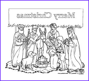 Nativity Coloring Pages for Preschool Cool Collection A Christmas Story Craft Books and Activities