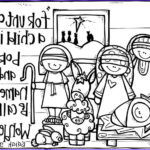 Nativity Coloring Pages Free Printable Awesome Collection 17 Best Ideas About Nativity Coloring Pages On Pinterest