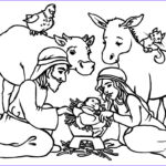 Nativity Coloring Pages Free Printable Beautiful Photography Free Printable Nativity Coloring Pages For Kids Best