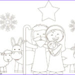 Nativity Coloring Pages Free Printable Beautiful Photos Nativity Coloring Pages