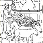 Nativity Coloring Pages Free Printable Best Of Gallery Printable Nativity Scene Coloring Pages For Kids
