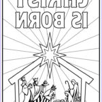 Nativity Coloring Pages Free Printable Cool Images Free Printable Nativity Coloring Pages For Kids