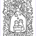 Nativity Coloring Pages Free Printable Inspirational Image Free Nativity Coloring Page Coloring Activity Placemat