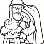 Nativity Coloring Pages Free Printable Inspirational Photos Free Printable Nativity Coloring Pages For Kids Best