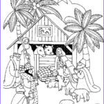 Nativity Coloring Pages Free Printable New Gallery 26 Best Christmas Images On Pinterest