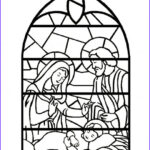 Nativity Coloring Pages Free Printable Unique Photography Line Christmas Nativity Printables