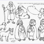 Nativity Coloring Pages Free Printable Unique Photography Serendipity Hollow Nativity Figures