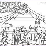 Nativity Coloring Pages Free Printable Unique Photos Nativity Coloring Page Coloring Page Crafting The Word