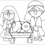 Nativity Coloring Pages Printable Awesome Gallery Free Printable Nativity Coloring Pages For Kids Best