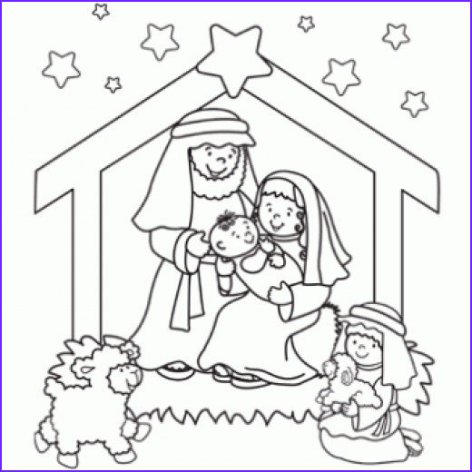 christmasnativityprintablescoloringpages