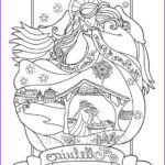 Nativity Coloring Pages Printable Inspirational Gallery Angel Nativity Coloring Page In Three Sizes 8 5×11 8×10