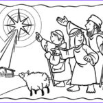 Nativity Coloring Pages Printable Luxury Images Free Printable Nativity Coloring Pages For Kids Best