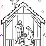 Nativity Coloring Pages Printable New Photos Printable Nativity Scene Coloring Pages For Kids