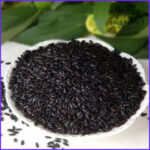 Natural Black Food Coloring Unique Image Thai Agriculture Products Quality Thai Agriculture