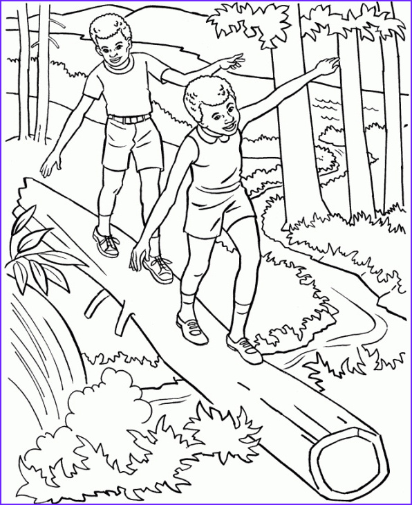 Nature Coloring Book Beautiful Photos Coloring Pages for Adults Nature Coloring Home