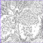 Nature Coloring Book Best Of Photos Forest 31 Nature – Printable Coloring Pages
