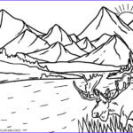 Nature Coloring Book Best Of Photos Printable Nature Coloring Pages For Kids