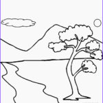 Nature Coloring Book Unique Photography Printable Nature Coloring Pages For Kids