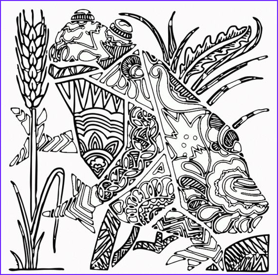 Nature Coloring Pages for Adults Awesome Collection Adult Coloring Pages Nature