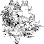 Nature Coloring Pages For Adults Awesome Gallery Nature Coloring Pages For Adultsfairy Adults