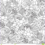 Nature Coloring Pages For Adults Inspirational Photography Coloring Pages For Adults Decorative Hand Drawn Doodle