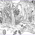 Nature Coloring Pages For Adults Inspirational Photos Free Printable Nature Coloring Pages For Kids Best
