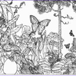 Nature Coloring Pages For Adults Inspirational Photos Nature Coloring Pages For Adults Coloringstar