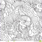 Nature Coloring Pages For Adults Luxury Image Coloring Pages For Adults Decorative Hand Drawn Doodle