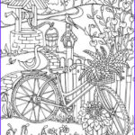 Nature Coloring Pages For Adults Luxury Stock Best Adult Coloring Pages To Print Featuring Country